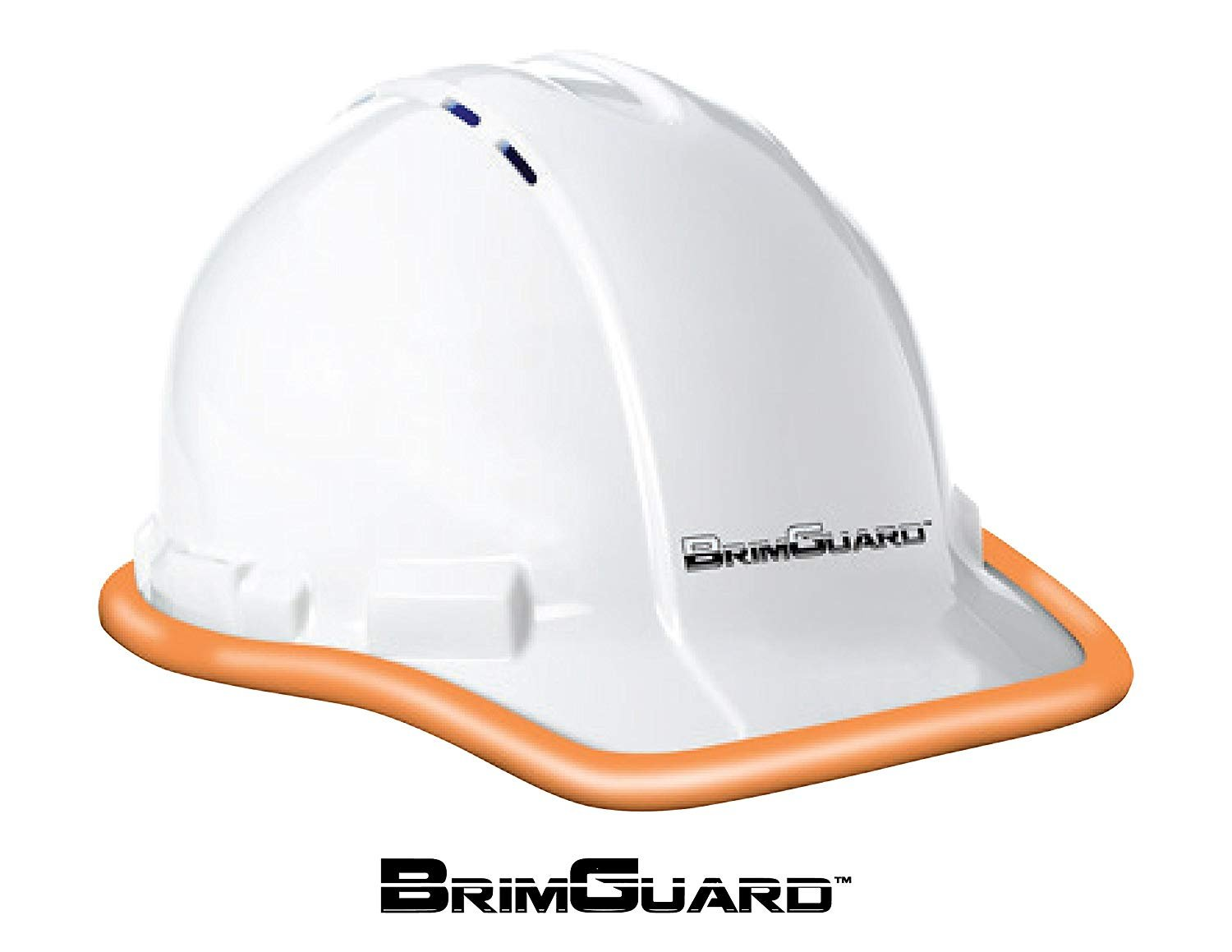 DripGuard ID Hard Hat Cap Style Protective Accessory Color Orange