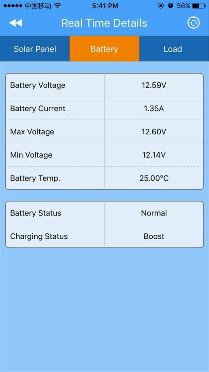 MT-1 Remote Meter MT-1 Remote Meter LCD Display for Solar Charge Controller EPIPDB-COM Series 10A//20A Dual Battery Solar Panel Charging System Application RVs Caravans Bus Boats etc