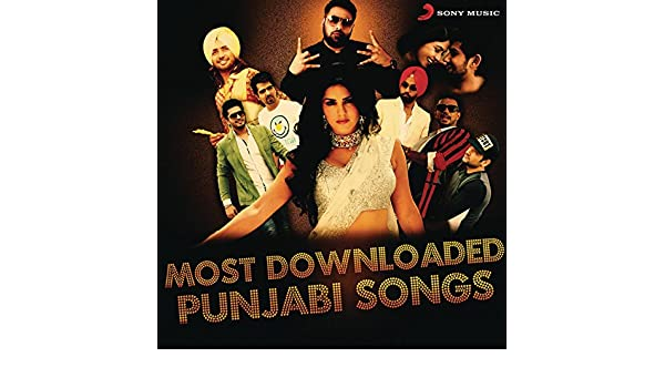 Amazon com: Most Downloaded Punjabi Songs: Various artists