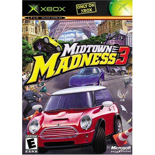 Midtown Madness 3 (Midtown Madness 3 Xbox compare prices)