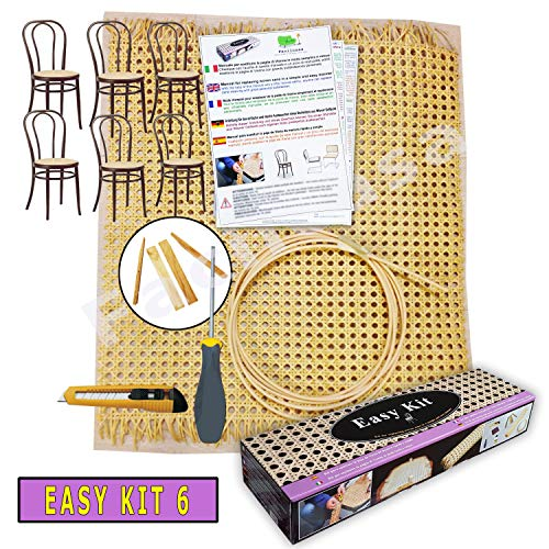 (Chair Caning Supplies - Easy KIT - 106