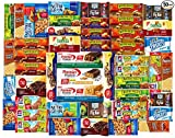 Ultimate Healthy Bar Care Package (50 Count), Office Snacks Gift Variety Pack Bulk Sampler, for Christmas, Holidays, Office Meetings, School, Military, Family & Friends, Final Exams For Sale