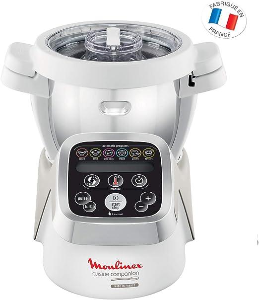 Moulinex HF802AA1 Robot cocina con 6 programas automáticos, 4,5 L ...