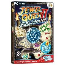 Jewel Quest II Solitaire (PC CD)