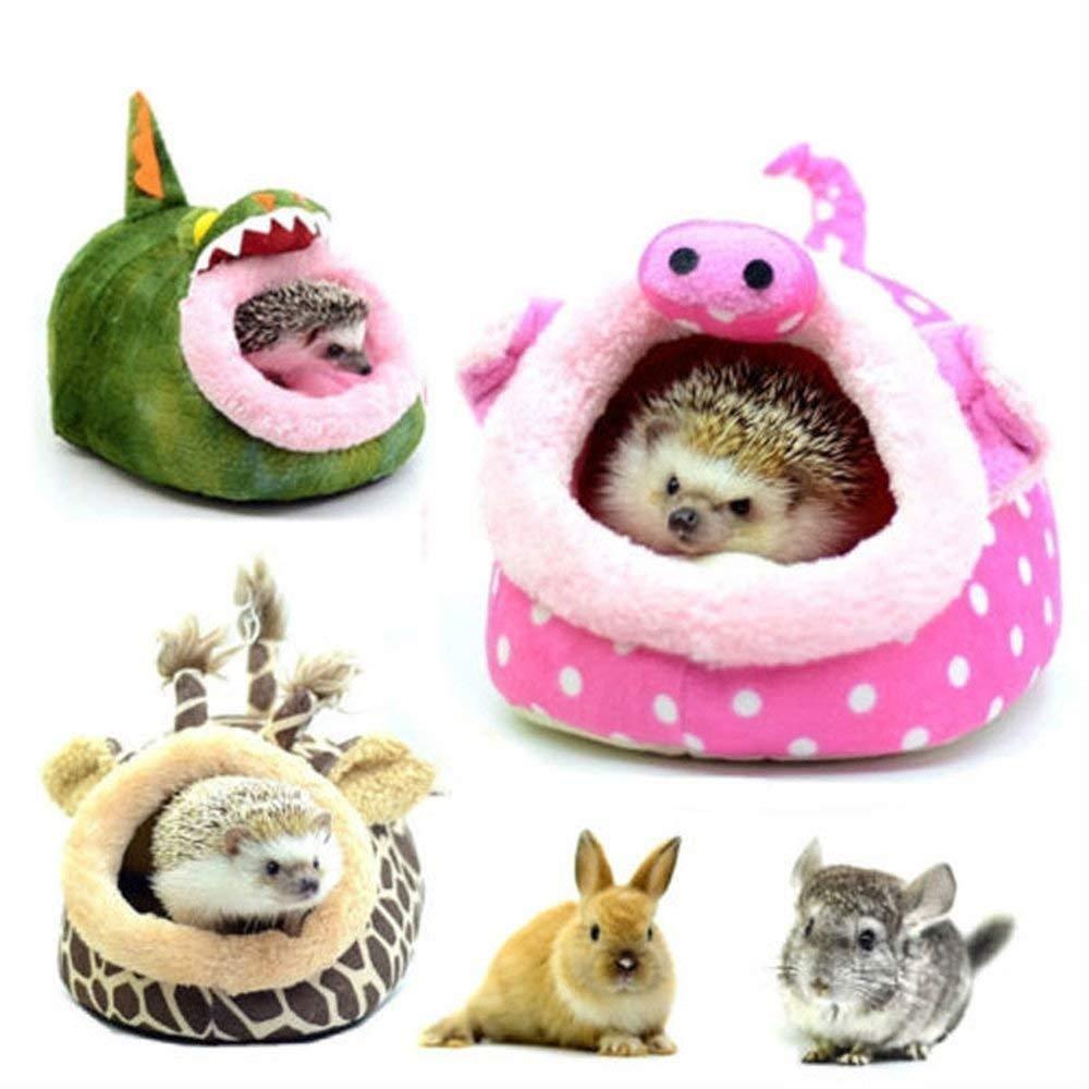 Reindeer Aquiver Hammock Small Animal Rat Hedgehog Squirrel House Guinea Pig Bed Nest Pad Cage