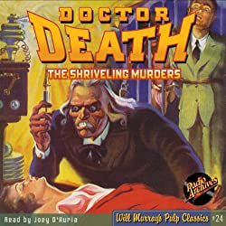 Doctor Death #3 April 1935