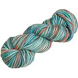 Knit Picks 手绘袜纱 Koi Pond 26736