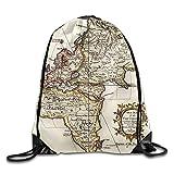 Drawstring Bag Owl Backpack Draw Cord Bag Sackpack Sport Bag Bag Large Lightweight For Men And Women Hiking Swimming Yoga