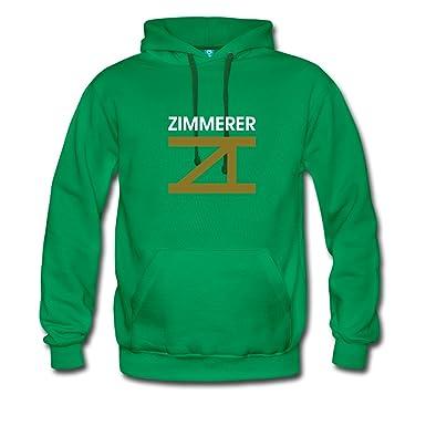 Zimmerer Zimmermann Handwerk Zimmererzeichen Logo Männer Premium