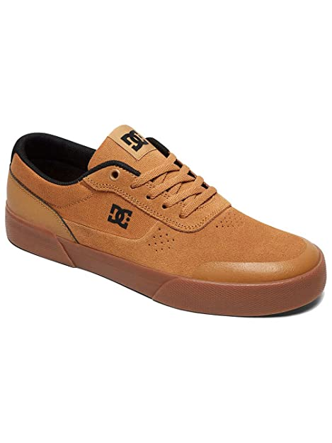 DC Zapatos Switch Plus S Marron-Gum (EU 47/US 13, Marron