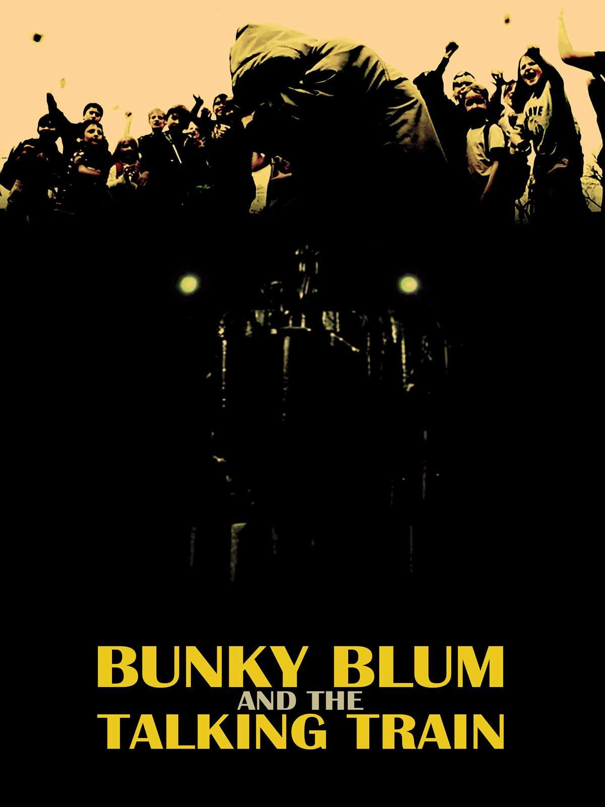 Bunky Blum and the Talking Train