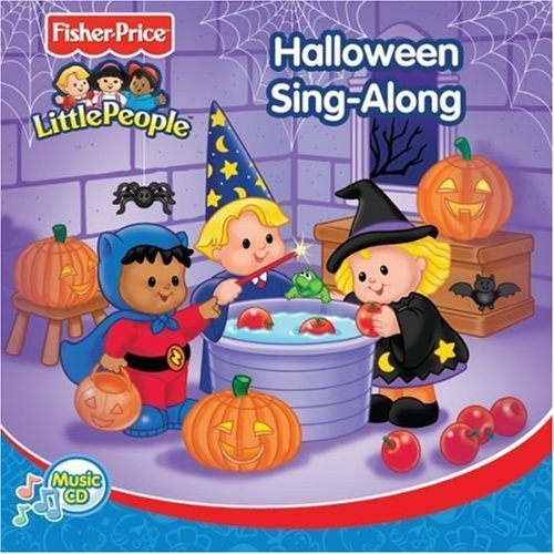 Fisher Price Halloween Sing Along Cd (Halloween Sing-Along by Little)