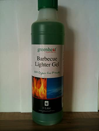 Wood Burner/ BBQ Bio Ethanol Lighter Gel 1L (1Litre or 500ml Bottles ...