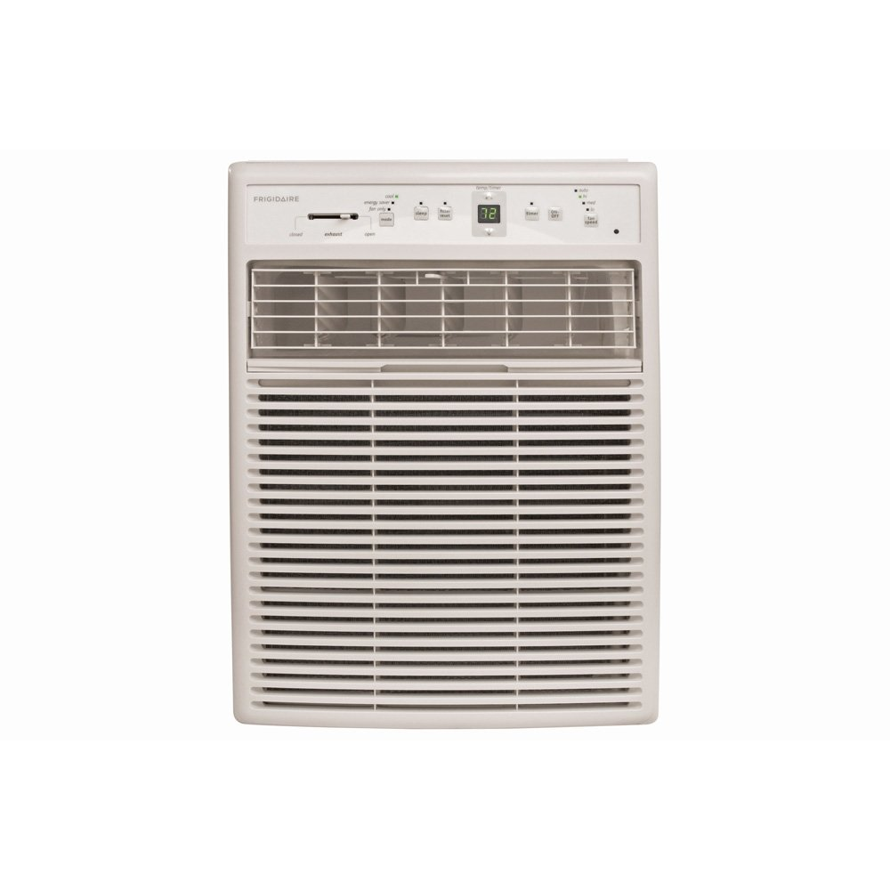 vertical window air conditioner. amazon.com: frigidaire fra103kt1 10,000 btu casement/slider room air conditioner with full-function remote control (115 volts): home \u0026 kitchen vertical window
