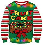 Leapparel Mens and Womens Christmas Cloths Lovely