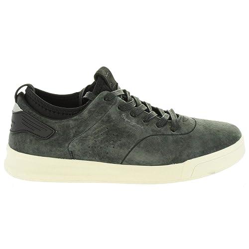Pepe Jeans Anthracite, Zapatillas para Hombre: Amazon.es: Zapatos y complementos