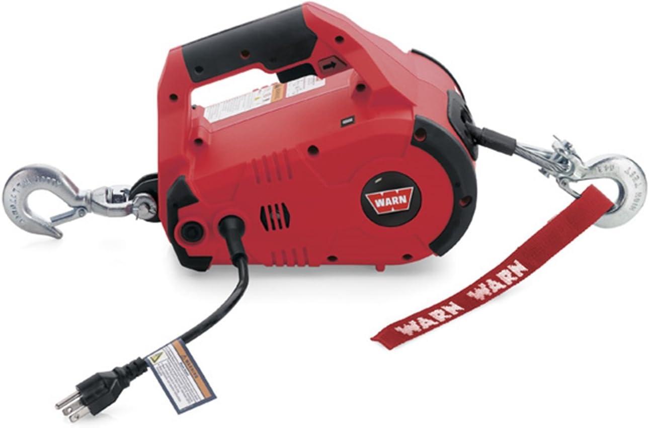 Warn 885001 PullzAll Hand Held Electric Pulling Tool Corded 120V CSA 1000 lb. Capacity PullzAll Hand Held Electric Pulling Tool