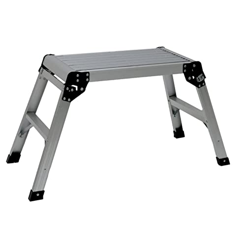 Homcom Folding Step Up Hop Up Fold Bench Stool Work
