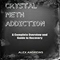 Crystal Meth Addiction: A Complete Overview and Guide to Recovery Audiobook by Alex Andrews Narrated by Steven A. Gannett