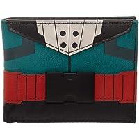 My Hero Academia Izuku Midoriya Suit Up Bi-Fold Wallet
