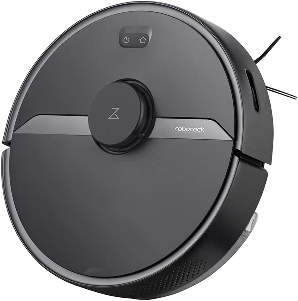Roborock S6 Pure Robot Vacuum Cleaner and Mop System