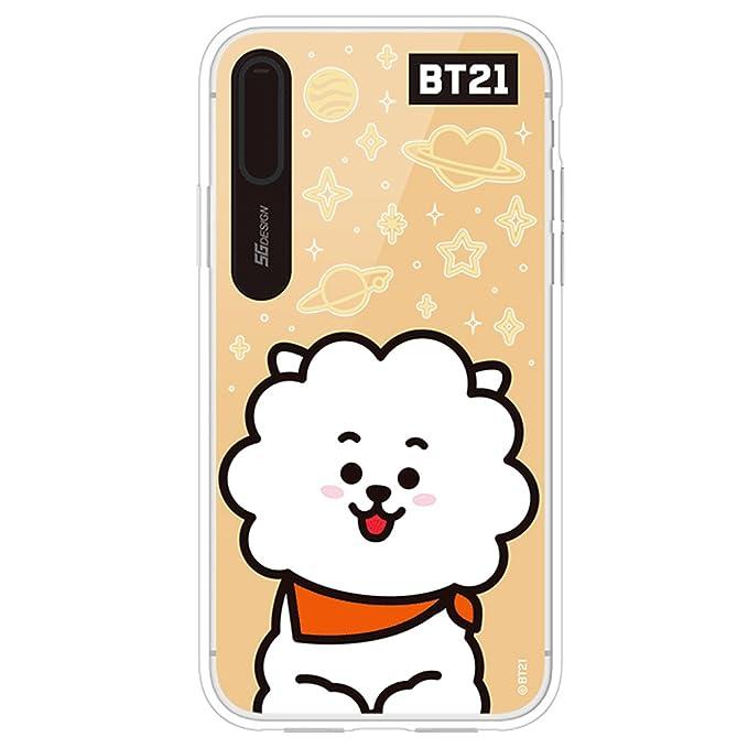 super popular 147f4 d438a iPhone X Case, BT21 Official Light Up Mirror Case (RJ)