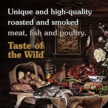 Taste of the Wild Grain Free Premium High Protein Dry Dog Food Pacific Stream Adult – Smoked Salmon