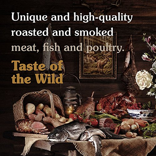Large Product Image of Taste of the Wild Rocky Mountain Grain-Free Dry Cat Food with Roasted Venison & Smoked Salmon 15lb