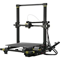 ANYCUBIC Chiron 3D Printer Assisted Auto Leveling Single Extruder Large Print Size 400x400x450mm UK Plug + Free 1kg PLA Filament, Work with with PLA, TPU, ABS, HIPS, WOOD