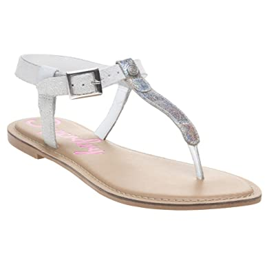 bbdff831f Amazon.com  Superdry Bondi Thong Womens Sandals Metallic  Clothing