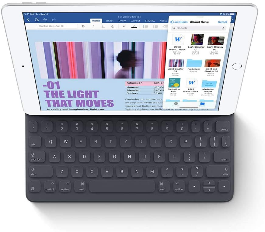 Apple iPad (10.2-Inch, Wi-Fi, 128GB)
