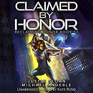 Claimed by Honor Audiobook