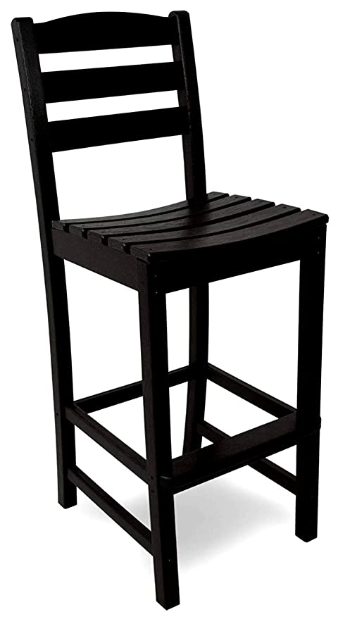 EFD Bar Height Patio Chair with Back and Footrests Seat Bar Stool Portable  Kitchen Square Sitting - Amazon.com: EFD Bar Height Patio Chair With Back And Footrests Seat