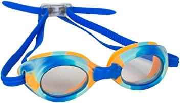 139980237f4c Splaqua Kids Swim Goggles for Boys and Girls - Adjustable Straps