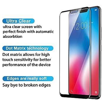 Inssta Cell Vivo V11 V11pro Tempered Glass 6d Full Amazon In