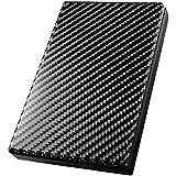 I-O DATA 外付けHDD ハードディスク 500GB ポータブル テレビ録画 PS4 Mac 日本製 土日サポート HDPT-UT500K