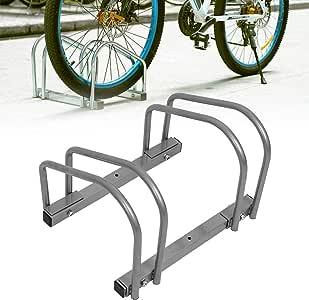 SAILUN Bicicleta Soporte para 2 Bicicletas de Suelo y Pared ...