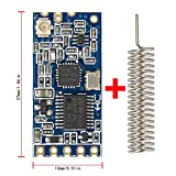HC-12 3.2-5.5V 433Mhz SI4463 Wireless Serial Port Module 1000m Replace Bluetooth