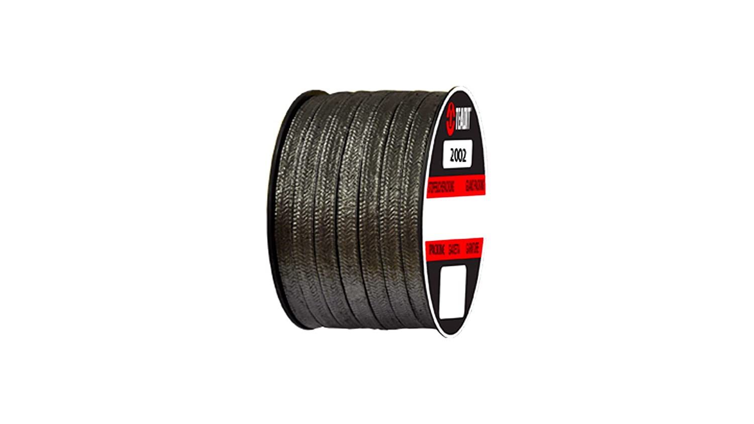 Graphite Filled Spool STCC 2002.562x2 2002 Teadit Style Carbon Yarn Sterling Seal and Supply 9//16 CS x 2 lb