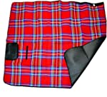 EXTRA LARGE PICNIC RUG 170cm x 130cm