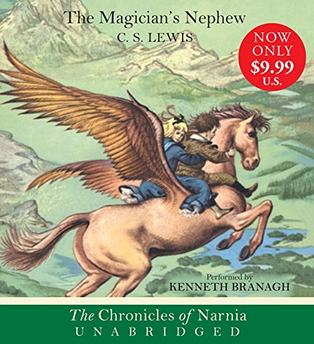 The Magician's Nephew CD (Chronicles of Narnia) (Cs Accent Series)