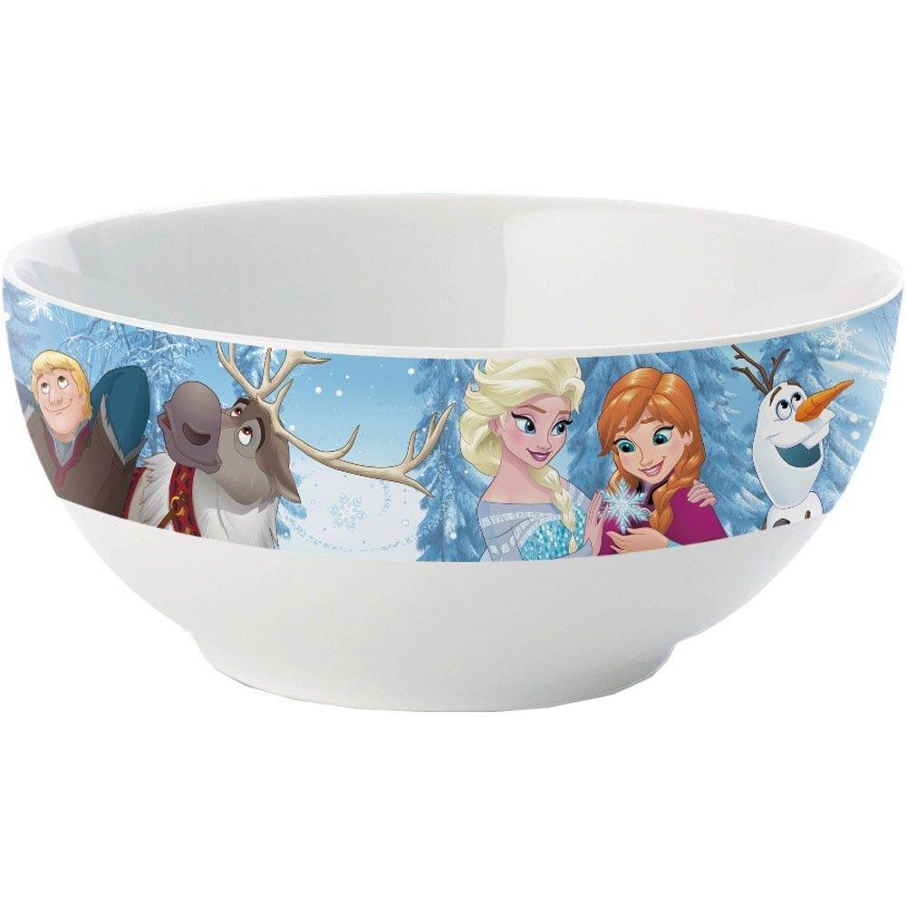 Plastique Unbekannt Beta Service el51292/la Reine des Neiges Frozen III 2/Motifs Bol /à c/ér/éales 15/x 25/x 12/cm Multicolore