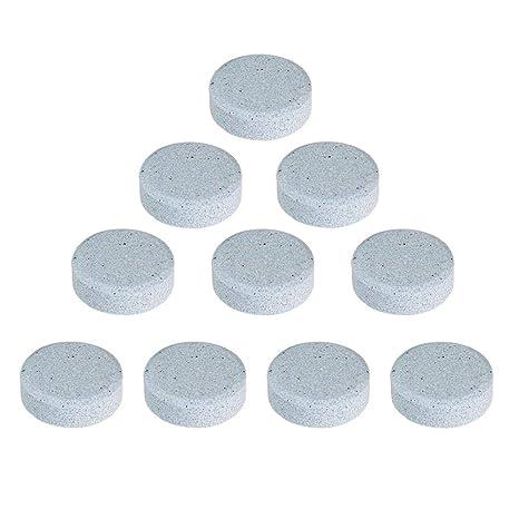 AOLVO - Pastillas de Limpieza Effervescent para Coche, limpiaparabrisas, limpiaparabrisas, limpiaparabrisas y limpiaparabrisas