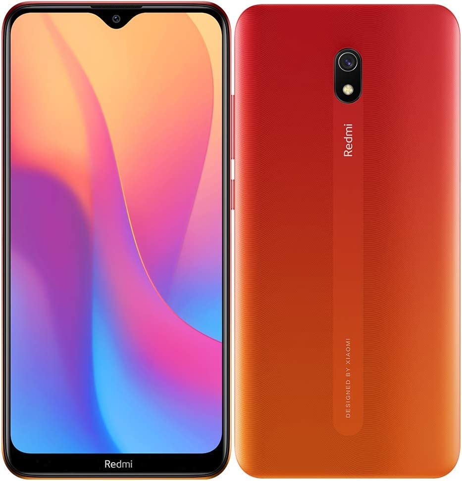 Xiaomi Redmi 8A Dual SIM 32GB 2GB RAM Sunset Red