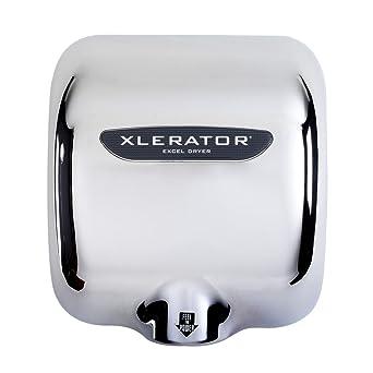 Amazon.com: Excel secador XLERATOR xl-cv de chapado en cromo ...