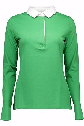 Gant - Polo - para mujer verde verde small: Amazon.es: Electrónica