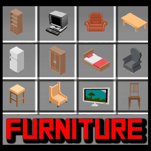 Furniture Mods (Minecraft Skin Toy)