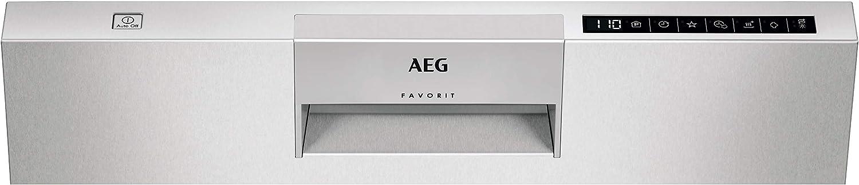 AEG FFB83806PM Lavavajilla Independiente 13 cubiertos A+++, Gris ...