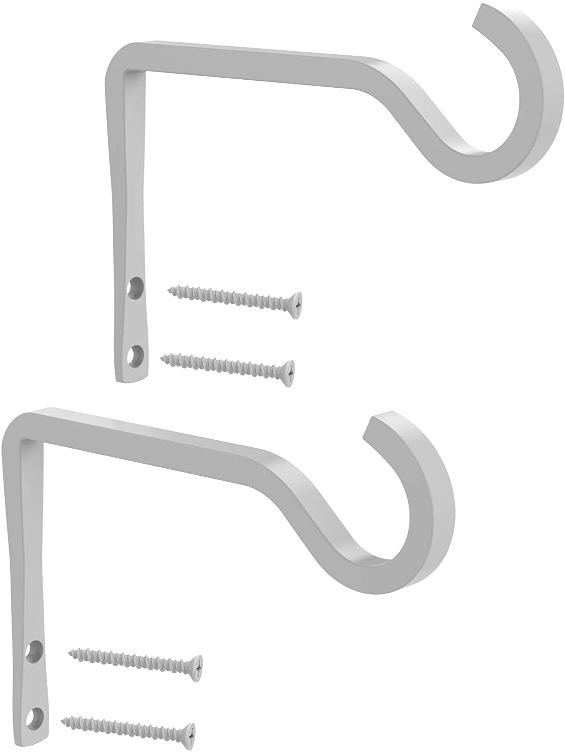 16/'/' Steel Hangers For Plastic Pots By Sophie/'s Orchids 6 Pack 8113674