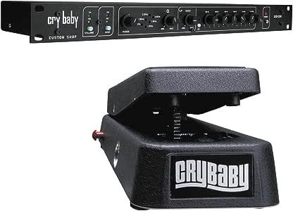 MXR DCR2SR Cry Baby Rack Module